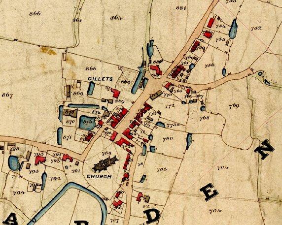 tithe-map