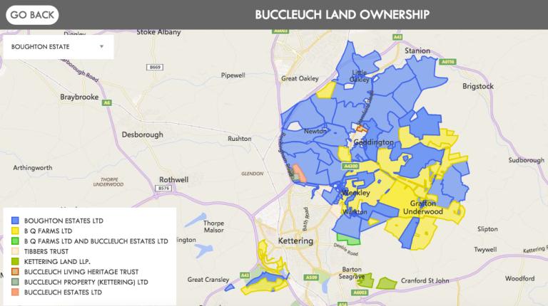 Buccleuch - Boughton Estate