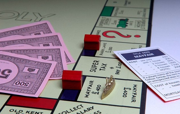 Monopoly Mayfair 4