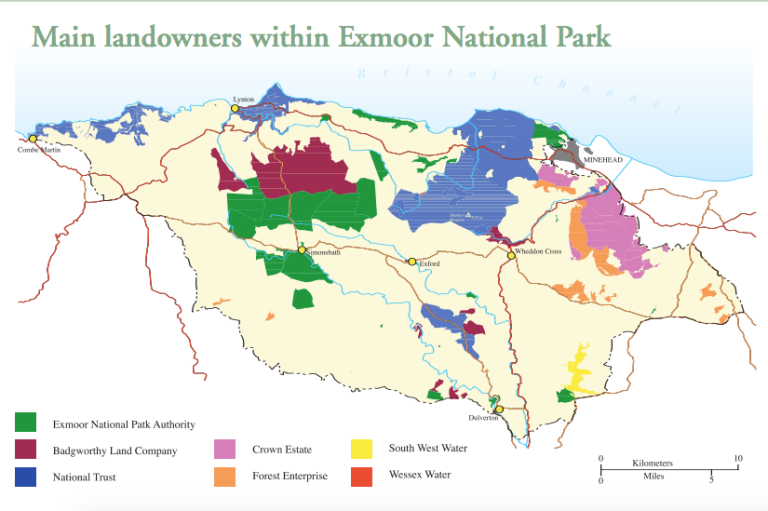 Exmoor landowners